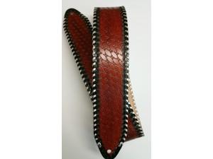 Custom Basket Weave Strap